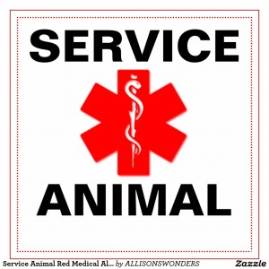 Service Animal logo