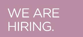 We're hiring 7.5.17